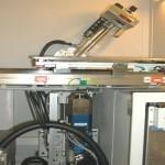 Innenraum Röntgeninspektionssystem