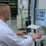 YXLON Röntgenprüfsystem