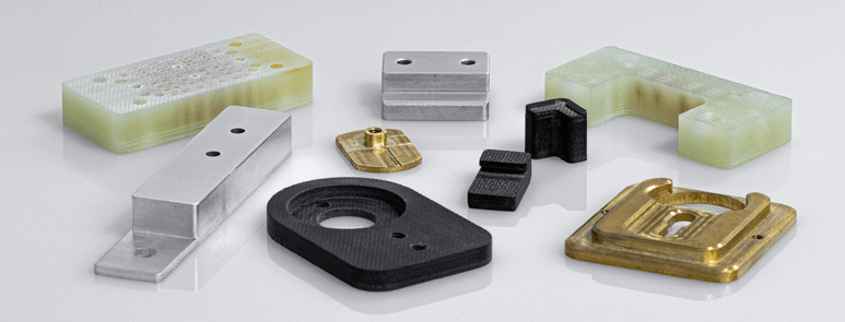 CNC-Teile